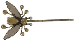 Заколка-невидимка для волос Flower Zumzum