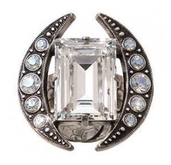 Кольцо Art Deco Oriental