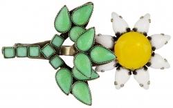 Брошь Sunflower
