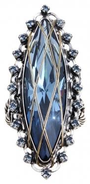 Кольцо Global Glam