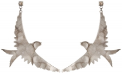 Серьги The Sparrow