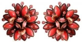 Серьги Lotus Flower