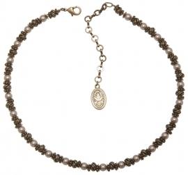 Колье Vintage Pearl