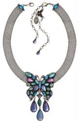 Колье Fly Butterfly