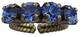 Кольцо Colour Snake