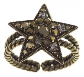 Кольцо Dancing Star