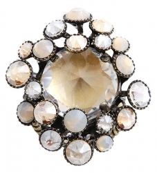 Кольцо Caviar de Luxe