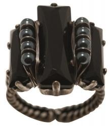Кольцо Baguette