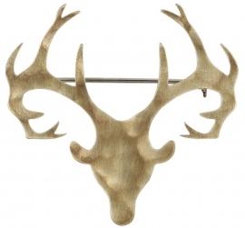 Брошь The Deer