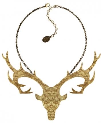 Колье The Deer